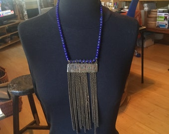 African Ceremonial Necklace