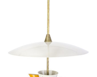 Sophisticated Stilnovo Chandelier