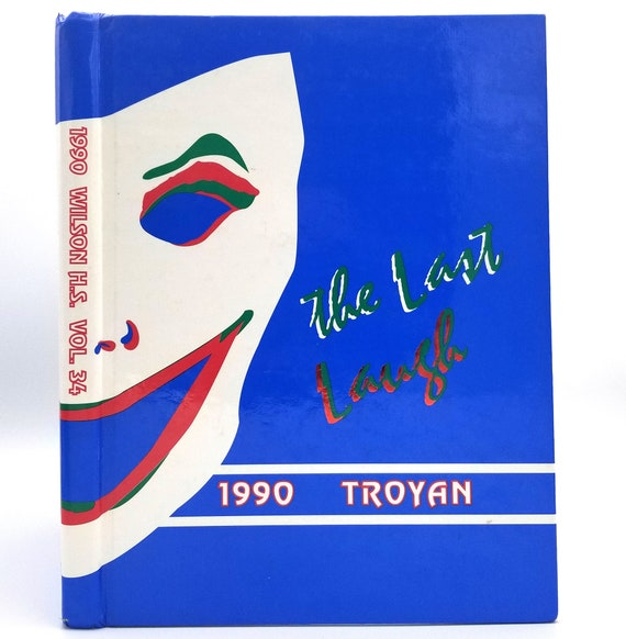 Woodrow Wilson High School Yearbook (Annual) 1990 - The Troyan Vol. 34 - Portland, Oregon OR Multnomah County