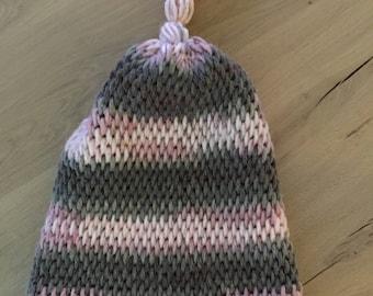 Hat, crochet, multicolor