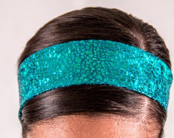 Mermaid Green Regular Headband