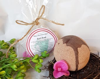 Mint chocolate natural aromatherapy bath bomb gluten free for wholesale lot of 50 aromatherapy natural allergen friendly bath bombs 4 oz gluten free no artificial colors no artificial fragrances negle Image collections