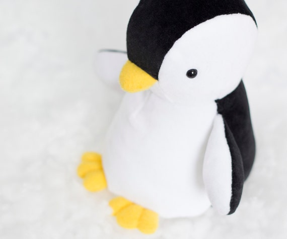 Funky Penguin Sewing Pattern Collection - Easy Scarf Knitting ...