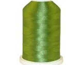 Pacesetter Embroidery Thread- Greens 3