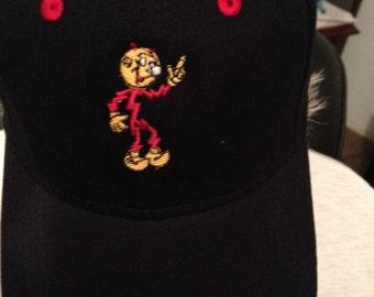 Reddy Kilowatt Caps