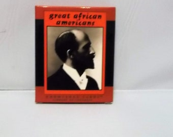 African American Knowledge Cards