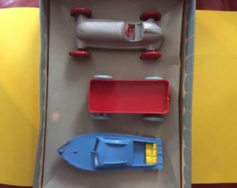 Knickerbocker Toys Transportation Play Set