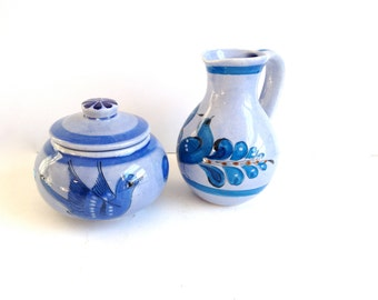 Two Pieces of Mexican Pottery