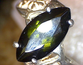 Stunning Vintage Tourmaine Ring