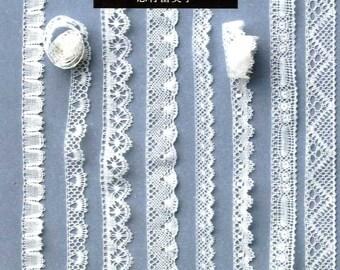 Bobbin Lace - Japanese Craft Book MM