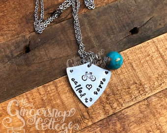 Called To Serve Hand Stamped Necklace, Missionary Necklace, LDS Jewelry, LDS Necklace, LDS Missionary, Missionary Gift