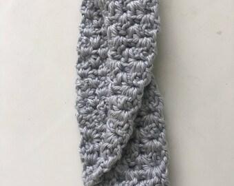 Crochet Headband, Ear warmer
