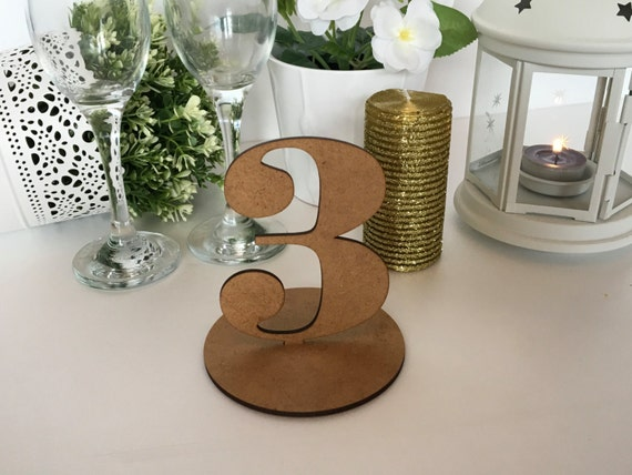 Freestanding wedding wooden table numbers Wood table numbers Rustic wedding table Table numbers stand Rustic wedding decor Wood Centerpiece