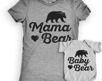 Mama Bear, Baby Bear | Mommy and Me