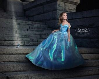 Cinderella Digital Background