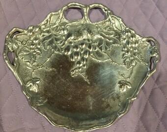Arthur Court Bunny Dish 1997