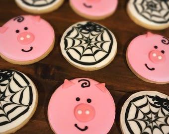 Charlotte's Web Sugar Cookies
