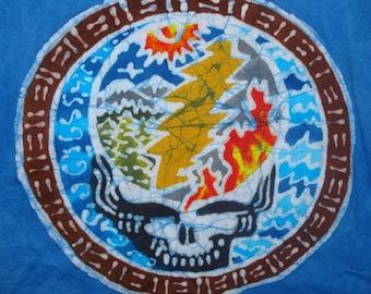 Adult Handmade Batik Steal Your Elements T-shirt