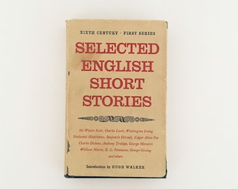Selected English Short Stories - 19th Century (1963)