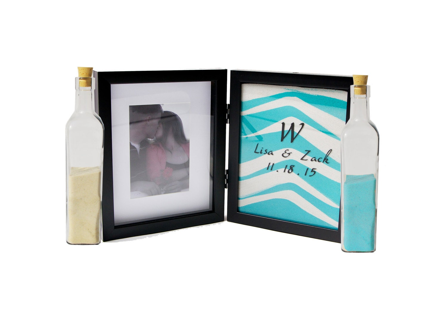 On sale double hinged sand ceremony frame with free zoom reviewsmspy