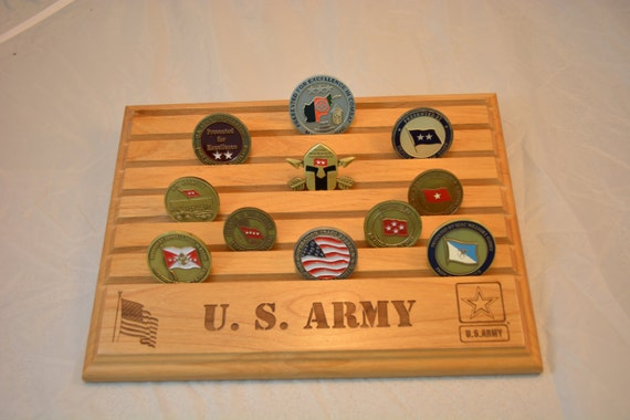 Military coin holder Etsy - oukas info