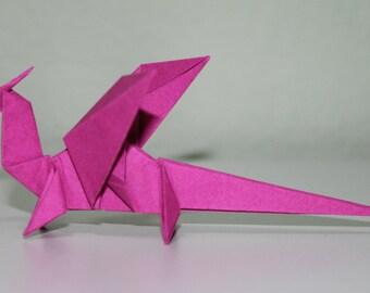 Dragon - Origami