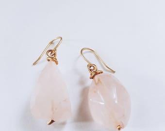 Love Nugget earrings