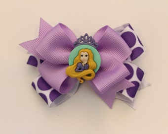 Rapunzel Bow (Free Shipping in US)