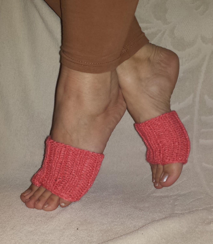 FLIP FLOP Socken Zehe Socken Sandale Socken Tanz Socken