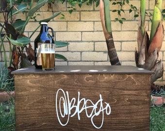 Custom Jockey Box, Beer Cooler Cover, Beer Keg, Home Brew