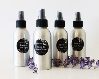 Lavender Room and Linen Spray 4 oz.