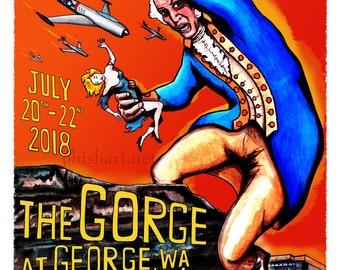 Phish The Gorge 2018
