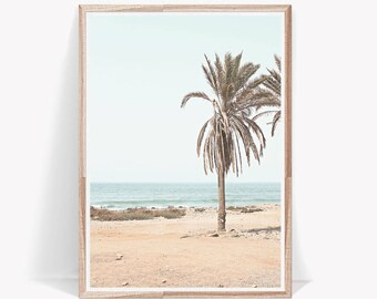 Beach Print,Surf Print,Ocean Print,Beach Photography,Ocean Art Print,Wall Art,Palm Tree Print,Beach Photo,Prints,Beach Wall Art,Wall Prints