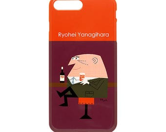 Ryohei Yanagihara WLL Ryo.Works Uncle Toys iPhone cover Limited Edition