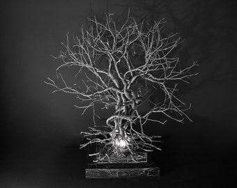 "ROOTS Collection ""Roots"" Table Lamp Large"