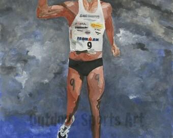 David Scott - U.S. Triathlete