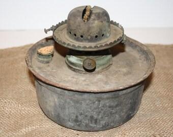 E. Miller and Co Kerosene Lantern