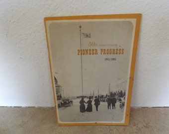 50th Anniversary Telephone Pioneer Progress