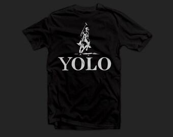 Drake Yolo Polo T-Shirt