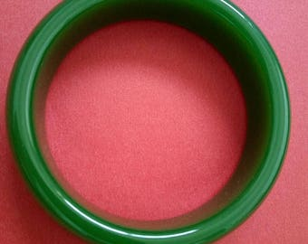 Chinese Green Emerald Jade