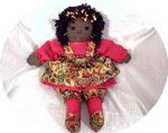 SWEETHEART RAG DOLL-Available for Purchase and is For Sale