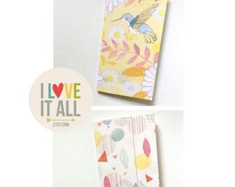 Planner Insert, Travelers Notebook Insert, Field Notes Refill, Gratitude Journal, MTN Insert, Midori Insert,  Bird Birdhouse