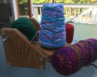 """The """"SpinOff"""" Yarn Spinner - Vertical or Horizontal!"""
