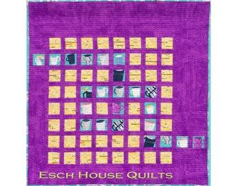 Follow Me PDF quilt pattern
