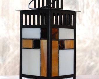 Craftsman Style Lantern