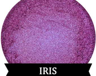 Irridescent Purple Eyeshadow IRIS