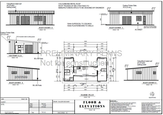 Shipping container blueprint plans for sale 3 containers like this item malvernweather Images