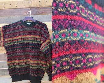 0357 - Vintage Picdor - Freestyle Sweater
