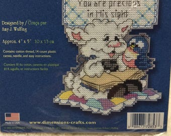 Dimensions Blessings Counted Cross Stitch Kit