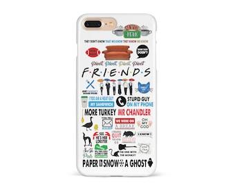 friends case iphone 8
